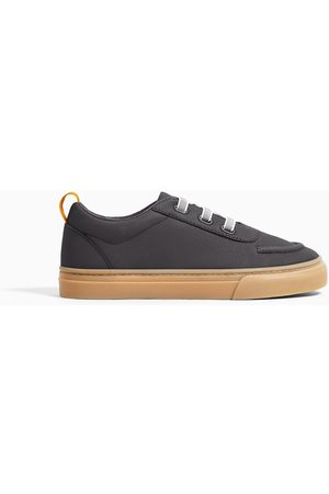 Zara Plimsolls with sole detail