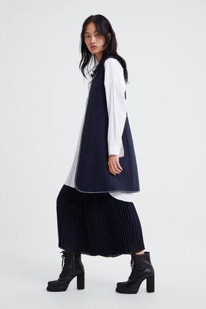 Zara Waistcoat with contrast piping
