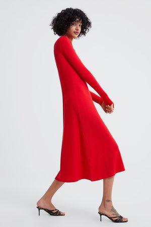 Zara Sukienka z kolekcji basic