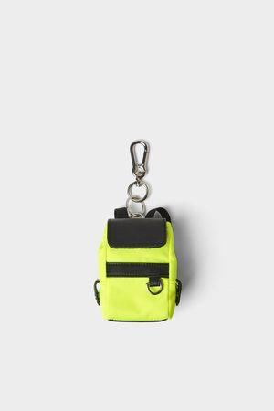 Zara Zawieszka z mini plecakiem