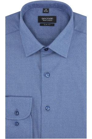 Recman Koszula versone 2505 długi rękaw slim fit