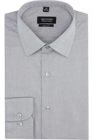 Recman Koszula versone 2453 długi rękaw slim fit