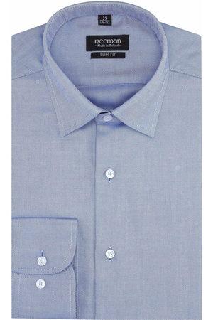 Recman Koszula versone 2213 długi rękaw slim fit