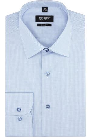 Recman Koszula versone 2822 długi rękaw slim fit