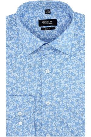 Recman Koszula versone 2868 długi rękaw slim fit