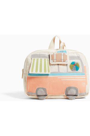 Zara Niemowlę Plecaki - Mini plecak w kształcie samochodu kempingowego