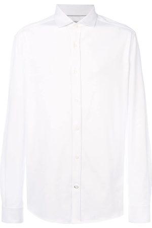 Brunello Cucinelli Mężczyzna Koszule - White