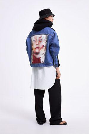 Zara Bluza z kolekcji women in art © thani mara 2019