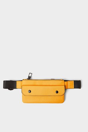 Zara Płaska torebka typu nerka