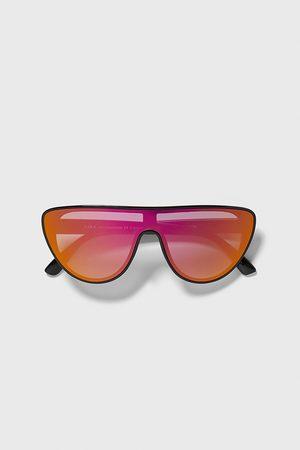 Zara Lustrzane okulary przeciwsłoneczne