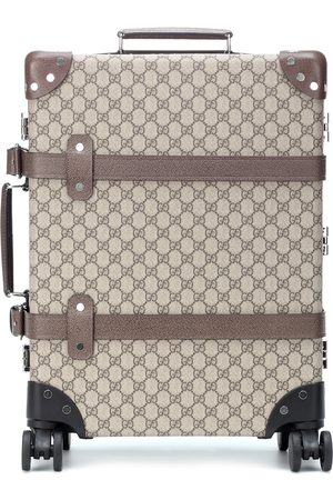 Gucci X Globe-Trotter carry-on suitcase