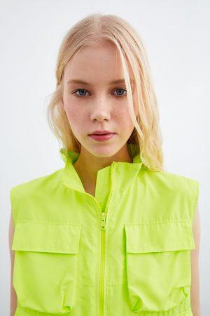 Zara Kamizelka w jaskrawym kolorze