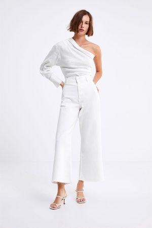 Zara Jeans zw premium marine straigth