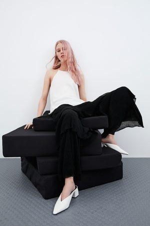 Zara Top z dekoltem halter