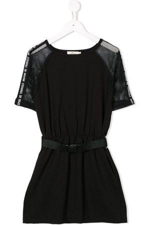 Le pandorine Dziewczynka Sukienki koktajlowe i wieczorowe - Black