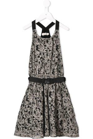 Le pandorine Dziewczynka Sukienki dzienne - Grey