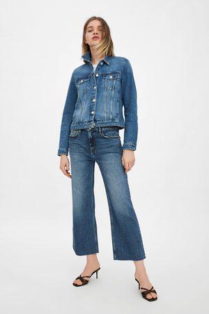 Zara Kurtka jeansowa
