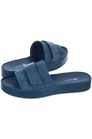 63bb65709a9c5 modne buty damskie klapki Lacoste, porównaj ceny i kup online