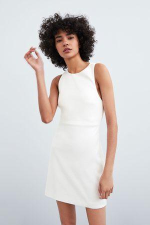 Zara Dress with crossover back