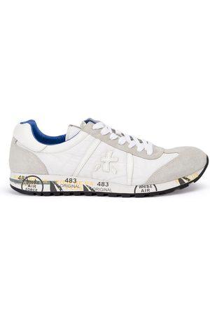 Premiata Mężczyzna Sneakersy - White