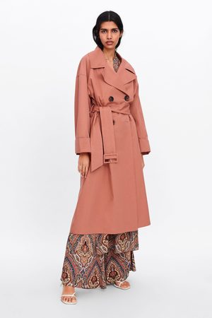 Zara Trench coat with belt