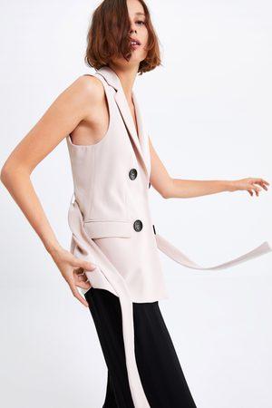 Zara Waistcoat with belt