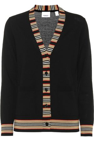 Burberry Merino wool cardigan