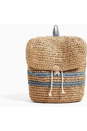 Zara Backpack with seashells