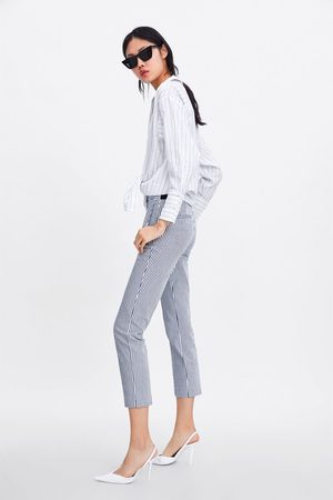 Zara Spodnie joggery