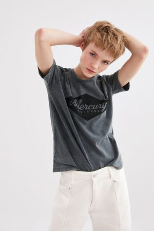 Zara Koszulka z motywem © mercury records