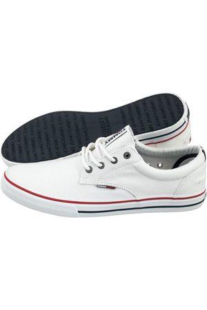 Tommy Hilfiger Tommy Jeans Textile Sneaker EM0EM00001 100/White (TH5-a)