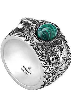 Gucci Mężczyzna Pierścionki - Silver