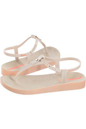 Ipanema Kobieta Sandały - Bossa Soft Sandal 82626/20354 Beige (IP12-a)