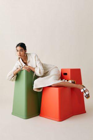 Zara Sukienka z troczkiem i koralikami z limitowanej edycji z kolekcji studio