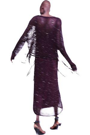 Zara Sukienka z frędzlami i cekinami