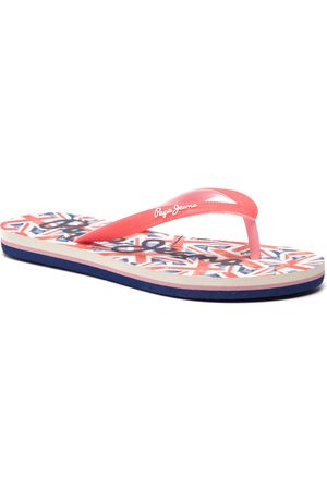 Pepe Jeans Japonki - Beach Uk PGS70027 Red 255