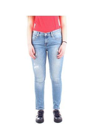 2f37f9ed6cbe6 tanie damskie damskie spodnie i jeansy Calvin Klein