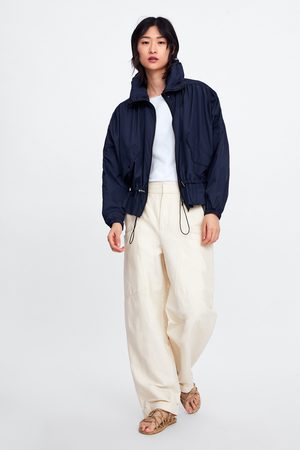 Zara Wrap collar jacket