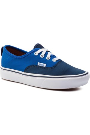 Vans Tenisówki - Comfycush Authe VN0A3WM8VN91 (2 Tone) Dress Blues/Lapi