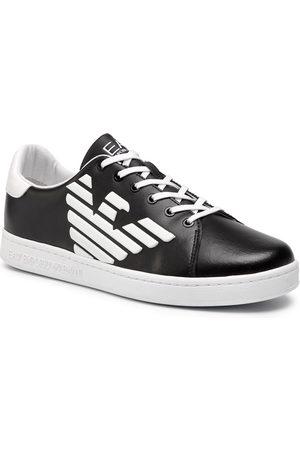 EA7 Sneakersy - XSX006 XCC53 A120 Black/White