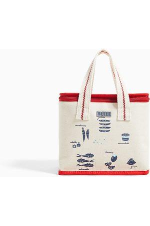 Zara Mini torba śniadaniowa