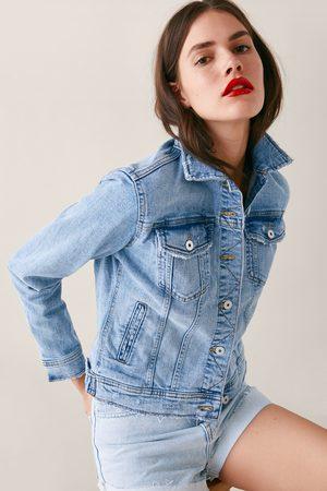 Zara Kurtka jeansowa z kolekcji basic