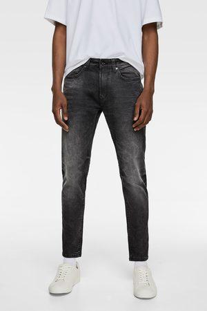 Zara Tapered soft denim jeans