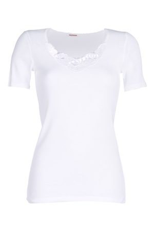 Damart Kobieta Topy i Koszulki - Podkoszulki CLASSIC GRADE 3