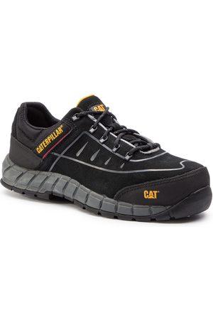 Caterpillar Mężczyzna Buty trekkingowe - Trekkingi - Roadrace Ct S3 Hro P722732 Black