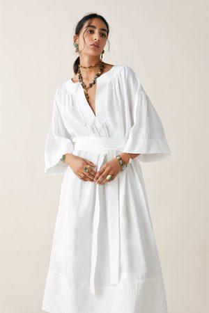 Zara Tunika oversize z limitowanej edycji z kolekcji studio