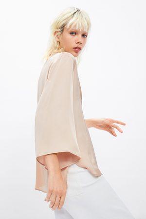 Zara Koszula oversize