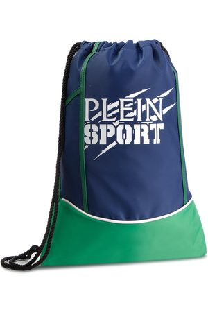 Philipp Plein Plecaki - Plecak - Backpack Original P19A MBA0708 STE003N Middle Blue 08