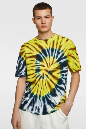 Zara Sweter farbowany metodą tie & dye