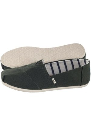 TOMS Classic Heritage Canvas Pine 10011668 (TS8-c)